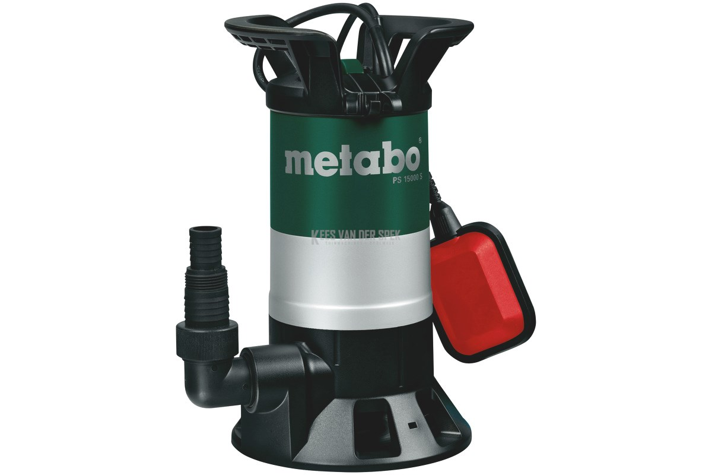 Metabo PS15000S vuilwater dompelpomp