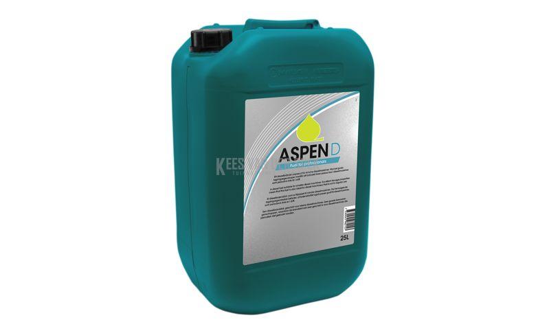 Aspen D diesel brandstof (25 liter)
