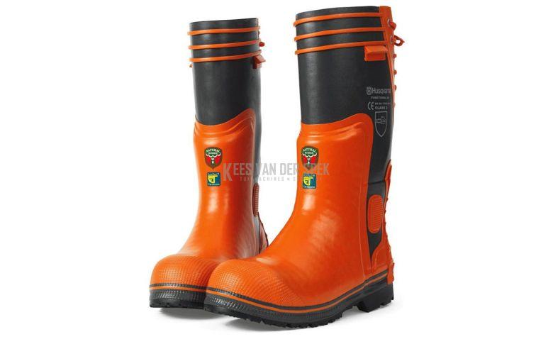 Chaussures sécurité Husq., fonct.