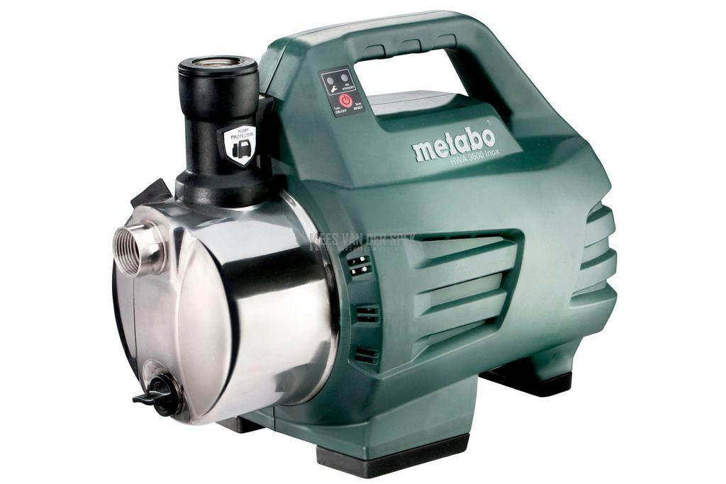 Metabo HWA3500 inox huiswaterautomaat