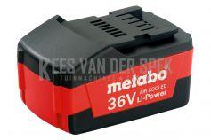 Metabo accu ahs 36v / 1.5v
