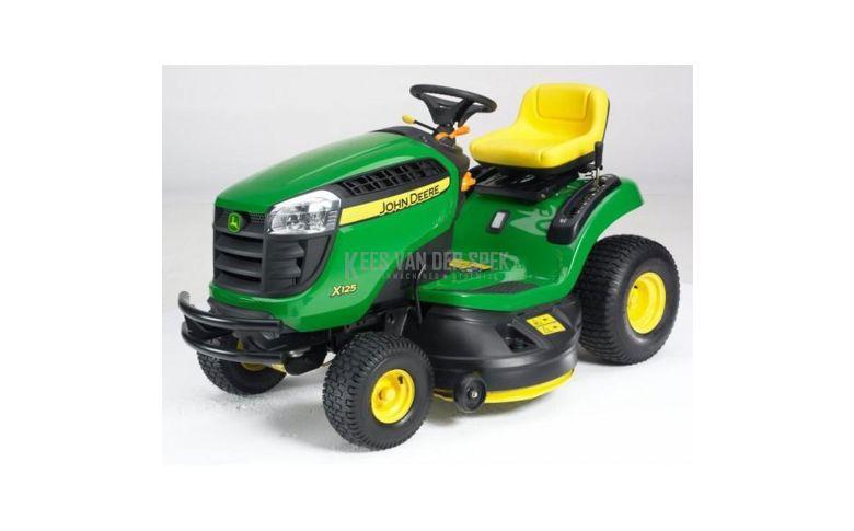 John Deere X126 tracteur de jardin