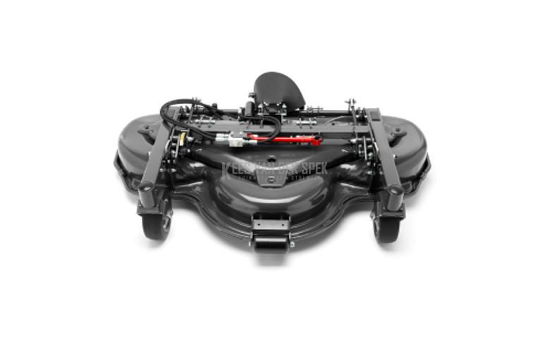Husq. 155X CombiTurf maaidek P520D/P525D