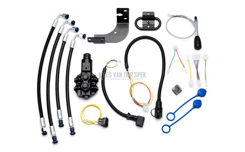 Husq. hydraulische kit tbv 500serie