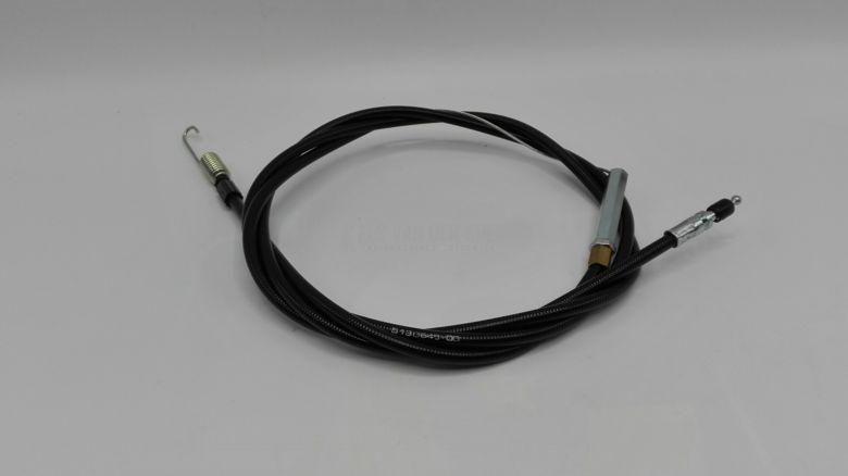 Kabel aandrijving