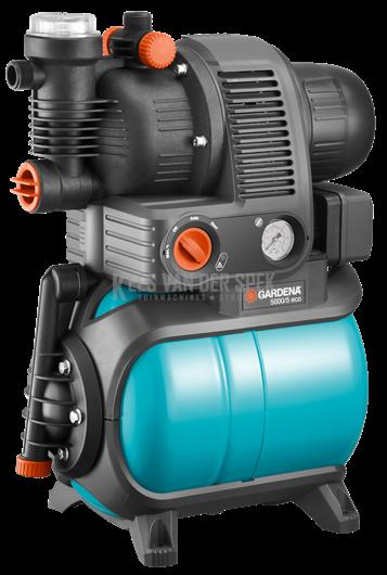 Comfort hydrofoorpomp 5000/5 eco +tank