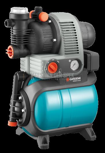 Comfort hydrofoorpomp 4000/5 eco +tank