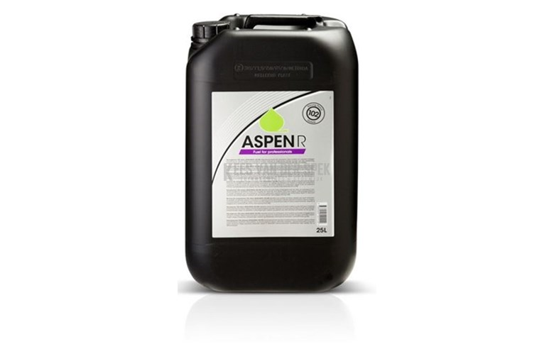 Aspen Racing brandstof 25lt (zwarte can)