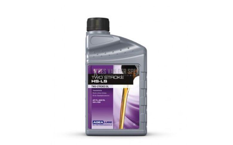 Agealube 2-takt olie HS-LS 1 liter