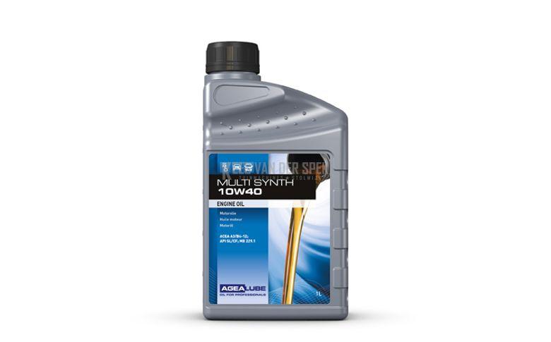 Agealube Multisynth 10w40 1 liter