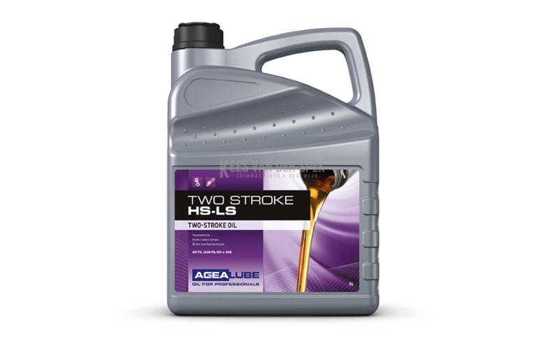 Agealube 2-takt olie  5 liter