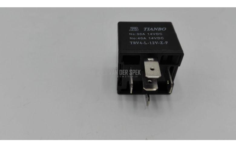 Relais 12V/40A 5-polig