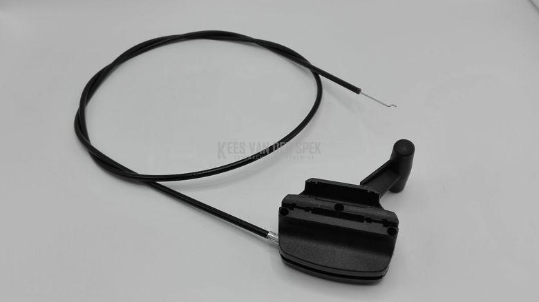 Gaskabel XL500/550