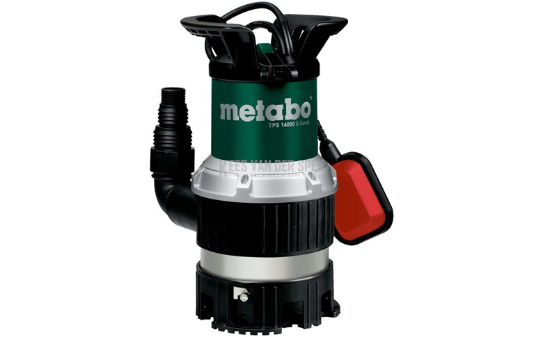 Metabo TPS 14000 S combi pompe immergée