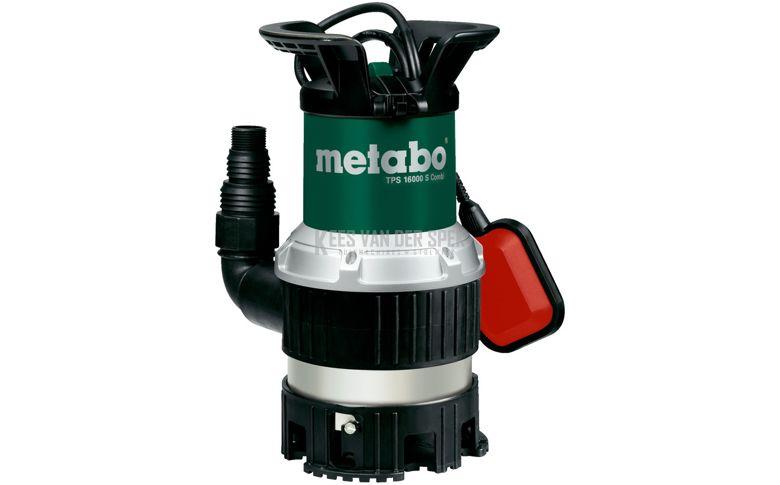 Metabo TPS16000S combi dompelpomp