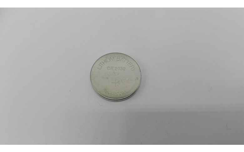 Batterij CR2032 3V