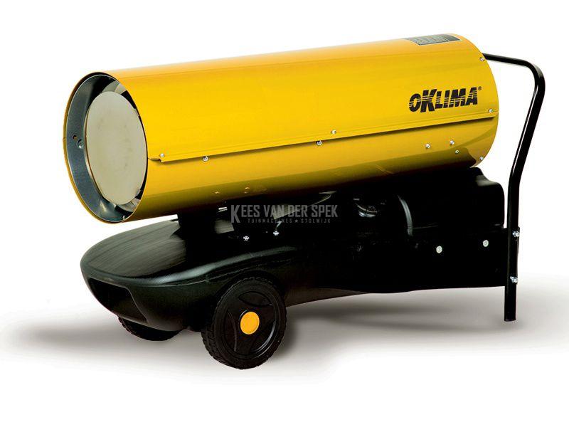 Oklima SD170 direkt gestookte heater49kw