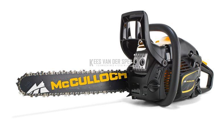 "McCulloch Kettingzaag cs 450 elite 18"""