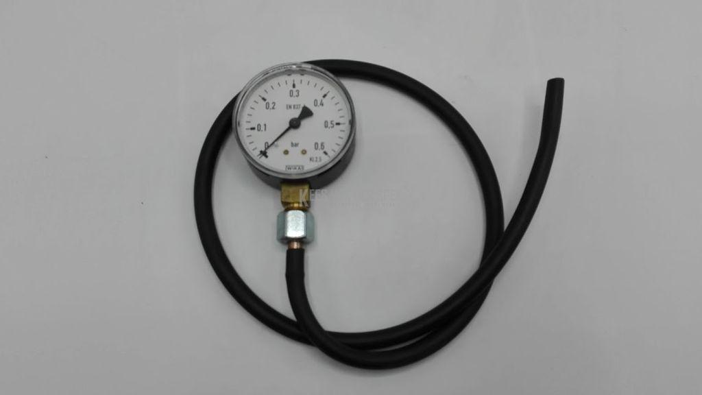 Drukmeter 0.6 atm lp/ld