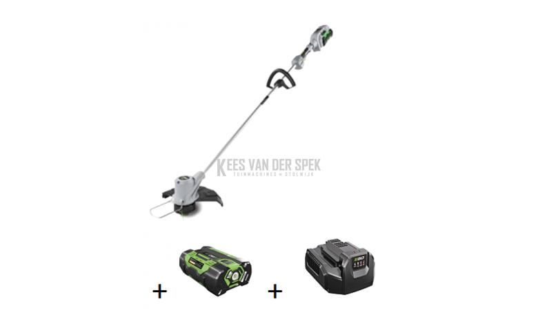 Ego ST1211E trimmer  KIT (Actiepakket)