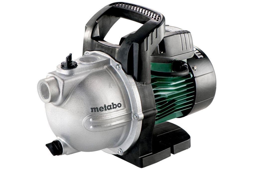 Metabo P4000G tuinpomp