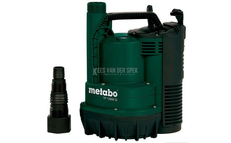 Metabo TP12000SI dompelpomp
