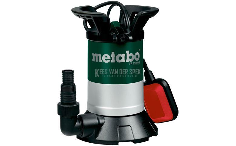 Metabo TP13000S schoonwater dompelpomp