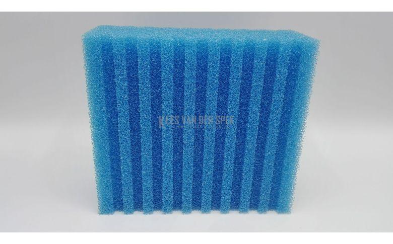 Filter blauw