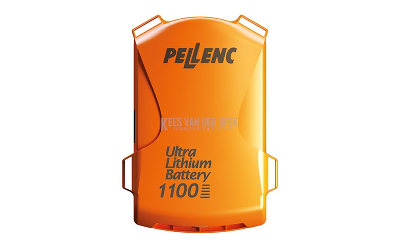 Pellenc ULiB 1100 accupack