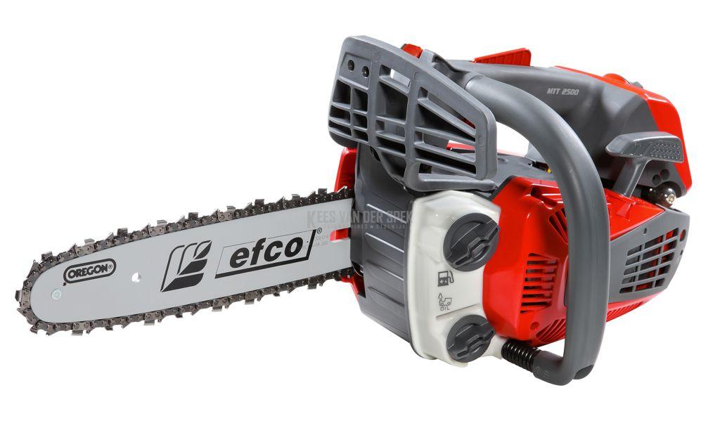"Efco MTT2500 1/4"" tophandle kettingzaag"