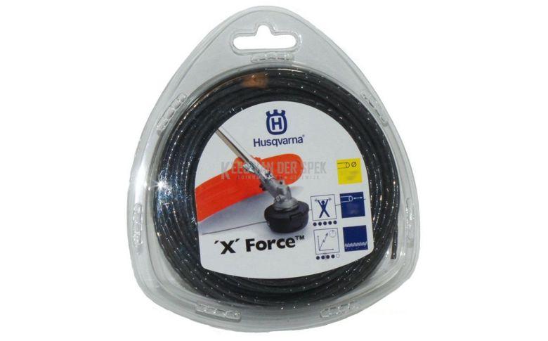 Husq. Coupe-fil X-Force ø2,4mm - 15meter