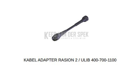 Adapterkabel rasion 2->ULIB400-700-1100