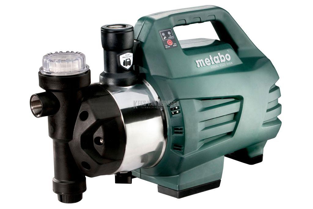 Huiswaterpomp hwai 4500 inox